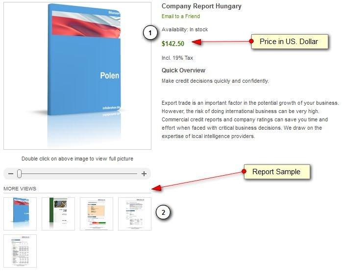 Company Report Hungary