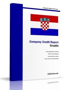 Croatia Company Credit Report