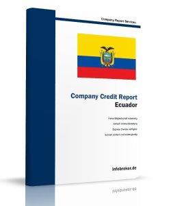 Ecuador Company Credit Report