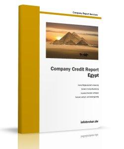 Egypt Company Credit Report