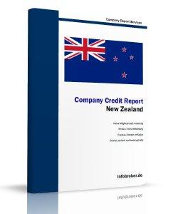 New Zealand Company Credit Report