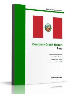 Peru Company Credit Report