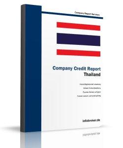 Thailand Company Credit Report