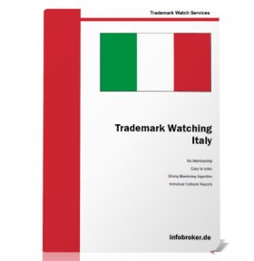Trademark Watch Italy