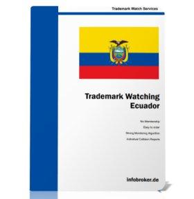 Trademark Watch Ecuador